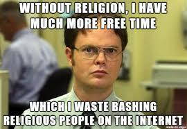 Athiest Memes - atheist logic meme on imgur