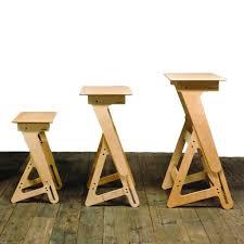 amazon com adjustable height stand up desk wood standing desk