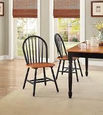 farmhouse chairs ebay