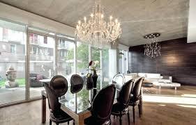 rectangular dining chandelier clarissa glass drop extralong