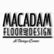 macadam floor and design