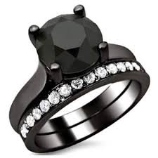 overstock bridal sets fresh black gold wedding sets spectacular bridal jewelry ring for