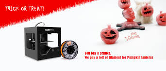 the sale promotion to celebrate halloween news center mbot 3d