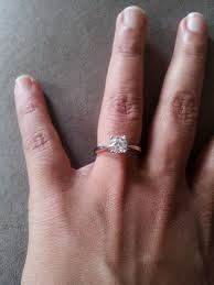 thin band engagement ring engagement rings new thin band engagement ring style