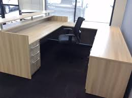 Logiflex Reception Desk Reception And Lobby Furniture 1 Source Office Furniture