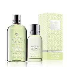 molton brown lily of the valley body wash eau de toilette qvc uk