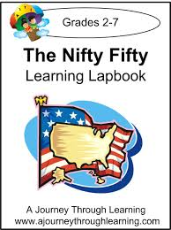 All Fifty States Nifty Fifty All 50 States Lapbooks 35 00