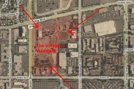 Westfield Mall Map Condos Out Costco In Westfield Downsizes Woodland Hills Mall