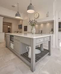 grey kitchen island shaker kitchens warm grey shaker kitchen tom howley house