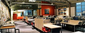 Office Design Trends Trends In Office Space Design Reducing Office Space Size And