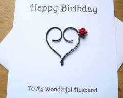 wife birthday card etsy