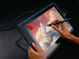 computer drawing tablet with wacomm best tablet for drawing