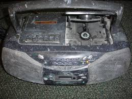 Aux Port In Car Not Working Adding A Line In To A Boombox With A Tape Player 5 Steps