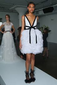 Cocktail Wedding Dresses Bridal Runway Looks You U0027ll Fall In Love With