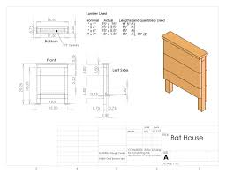 Free House Plans With Pictures Free House Plans With Bats