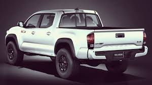 toyota tacoma redesign toyota tacoma 2018 mpg redesign 2018 car release
