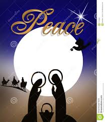 christmas nativity religious abstract royalty free stock photo