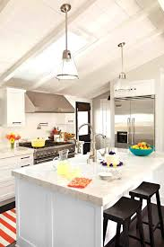 kitchen with vaulted ceilings ideas pendant lighting for sloped ceilings with best 25 vaulted ceiling