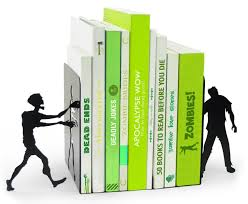 Book End Twenty Trendy Bookends That Will Liven Up Your Shelves Living In