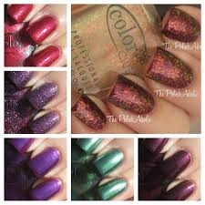 the polishaholic color club holiday 2012 winter affair collection