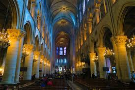 Cathedral Interior The Best Cathedrals In Paris Beautiful Parisian Churches