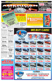 american classifieds amarillo tx july 30 2009 by american