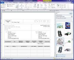 how to make a custom invoice template