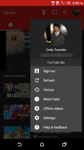 youtube gaming v1 5 adds chat overlay to full screen videos