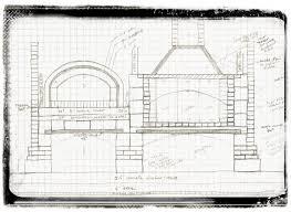 masonry kitchen internal drawings kevin kossowan