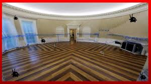 oval office new decor or