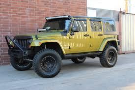 yellow jeep 4 door krusher offroad krusheroffroad twitter