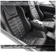 1964 Black Mustang 1964 1973 Ford Mustang Xr Restomod Sport Seat Kit
