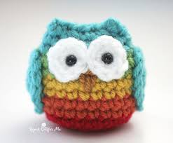 155 best crochet owls free pattern images on crochet