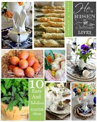 Easter Projects 10 Easy And Fabulous Easter Projects Stonegable