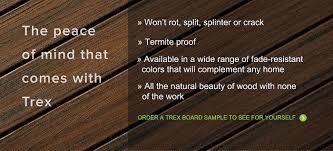 Longest Lasting Cedar Deck Stain by Composite Decking Vs Wood Trex