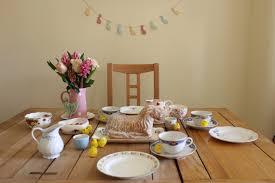 easter tea party easter tea party everything looks rosie edinburgh lifestyle