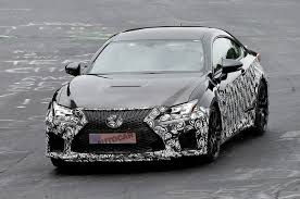 lexus sports car white facelifted lexus rc f to use more powerful atmospheric v8 autocar