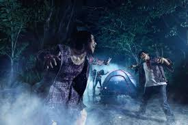 lady luck halloween horror nights universal studios singapore halloween horror nights 7 unshackles