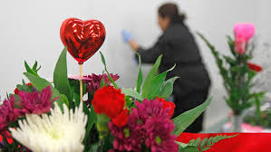 Valentines Flowers - love lust and chocolate valentine u0027s day by the numbers the