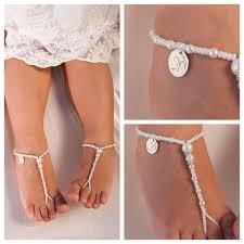 personalized kids jewelry personalized kids jewelry baby barefoot sandals flower girl