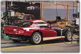 when was the dodge viper made dodge viper production how the cars are made 2007