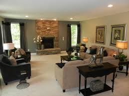 awesome paint color ideas for basement family room living and also