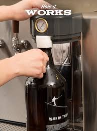 growler chill u2013 keep three growlers cold fresh and on tap