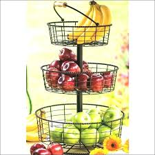 fruit basket stand kitchen fruit basket tiered stand kitchen decoration ideas