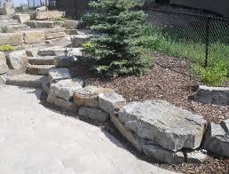 moyie rust iron rock natural lego block retaining wall stone