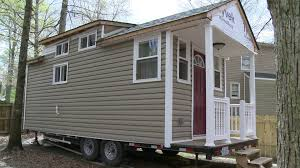Tiny Home Square Footage Chesterfield Man U0027s Tiny Home Met With Big Resistance Wtvr Com