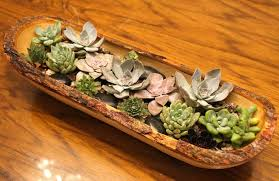 wood centerpieces wedding centerpieces for a handcrafted wedding succulents in
