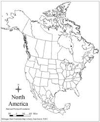 blank political map of canada imagequiz us and canada cities