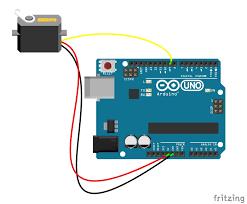 servo motor interface with arduino mechatrofice arduinoarduino