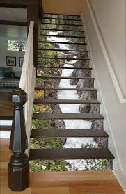 What Does Banister Mean These Custom Stairway Art Ideas Are Awesome This One Is A
